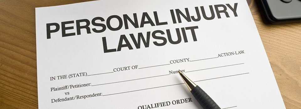 PersonalInjury Lawsuit