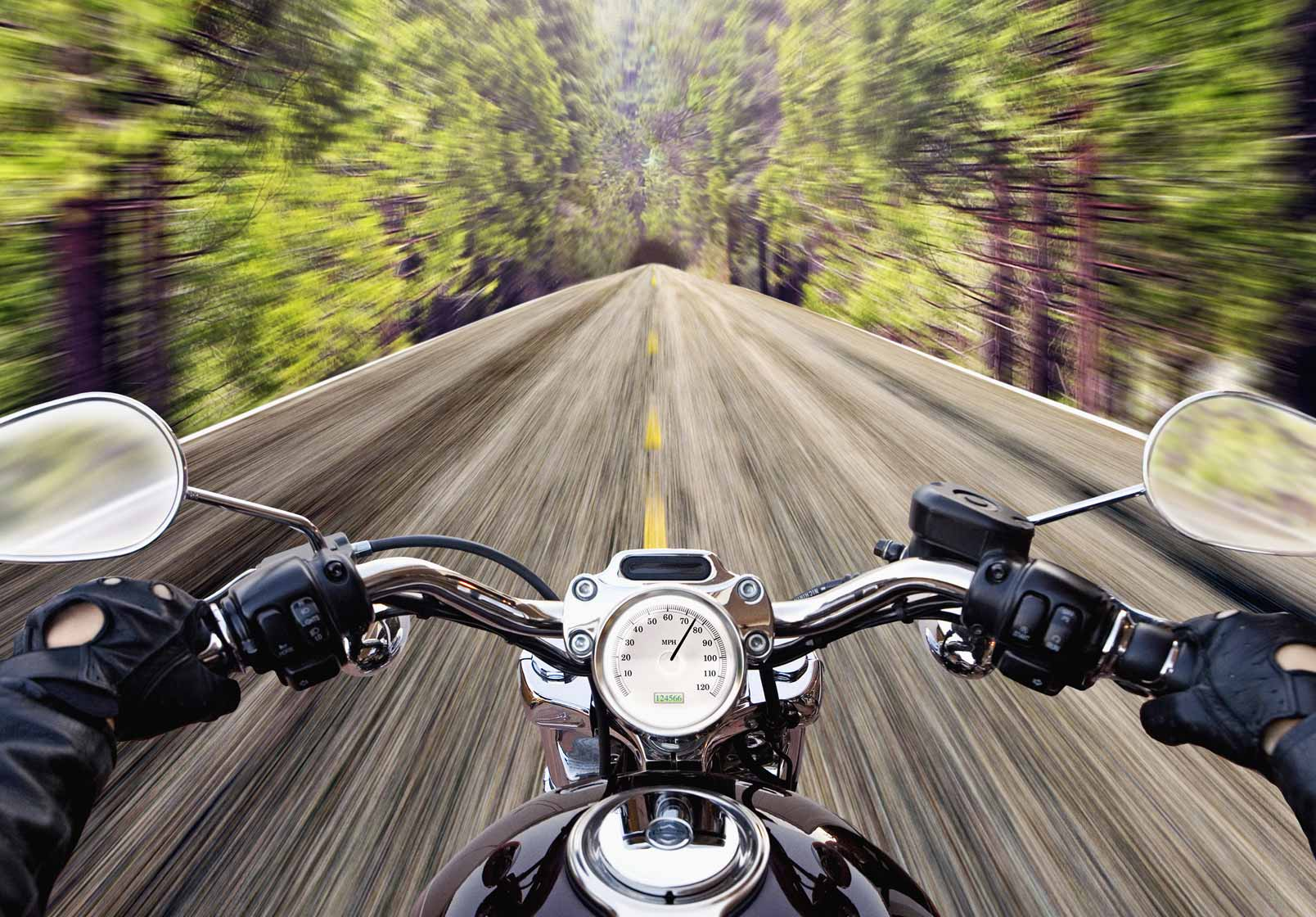 Is it dangerous riding a motorcycle in Texas? | Reyna Law Firm