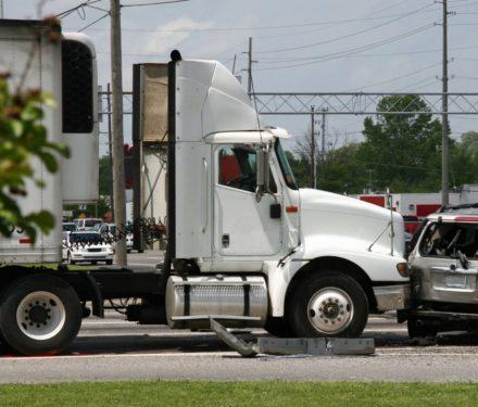 CC Truck Accident