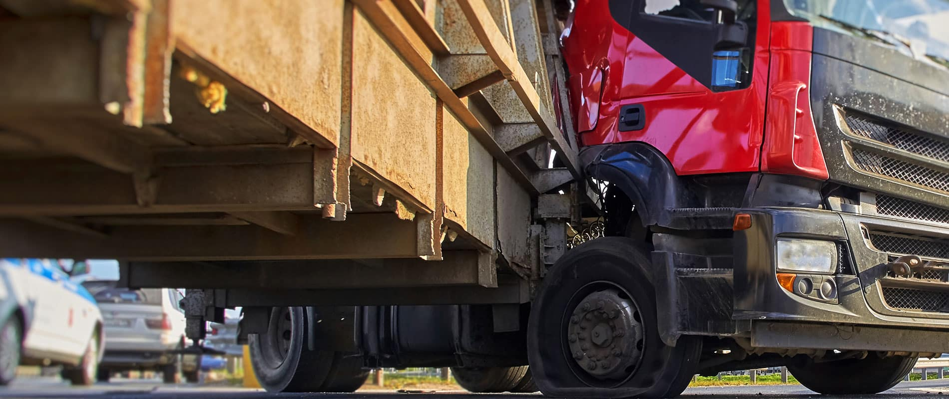 TEXAS COMMERCIAL VEHICLE ACCIDENT